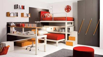 Stapelbed voor de inrichting van je slaapkamer