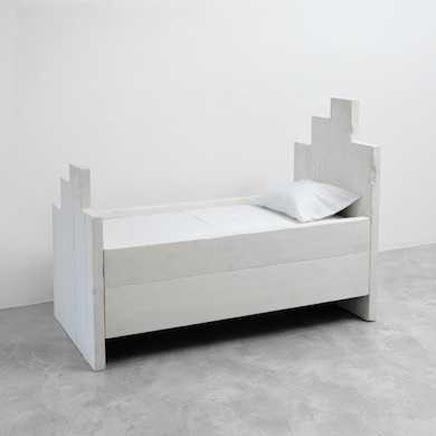 Steigerhouten meubels kinderkamer
