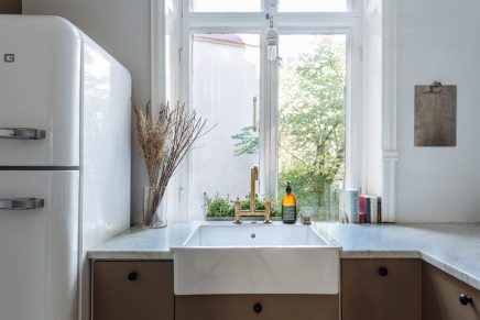 Keukens scandinavische stijl