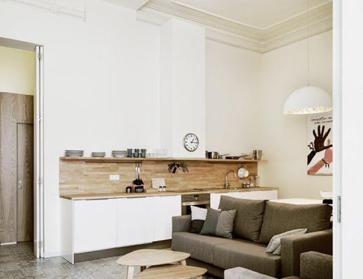 Stijlvol gerenoveerde appartementen Barcelona