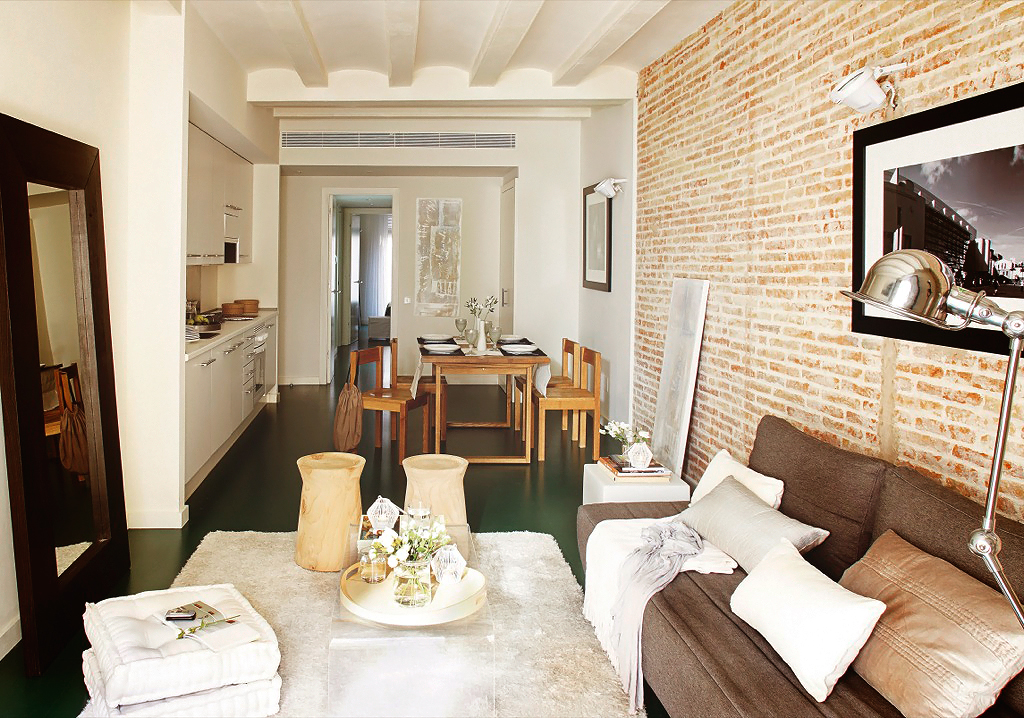 Klein Appartement Inrichting : Inrichting huis google