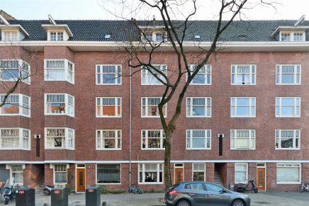 Stijlvol verbouwd benedenhuis in Amsterdam