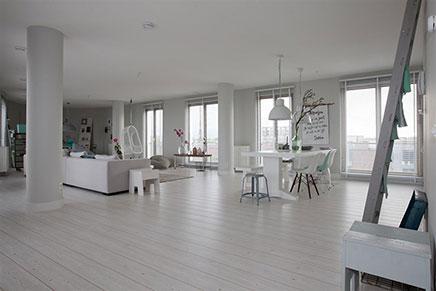 Stijlvol appartement in de Witte Kaap in IJburg Amsterdam