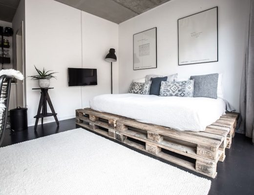 Stoer Airbnb studio appartement in Berlijn