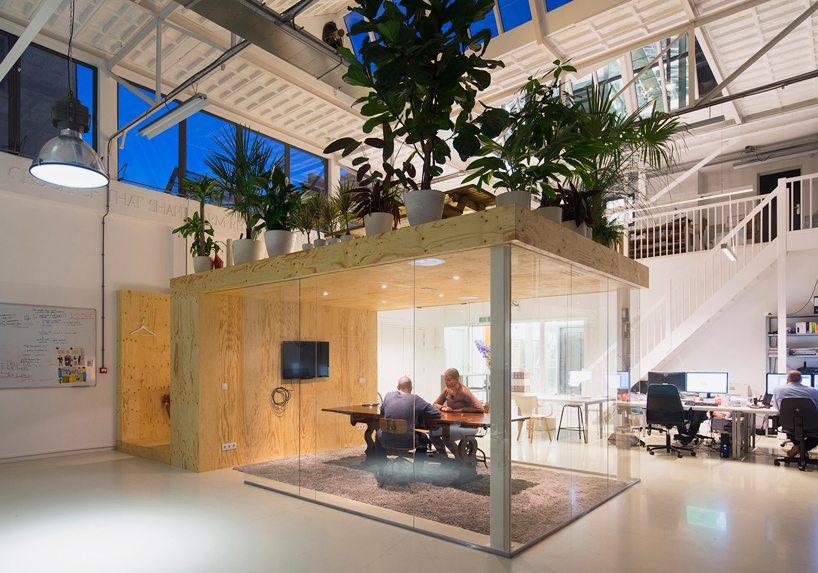 Industriele Keuken Te Huur : Architecture Office Loft