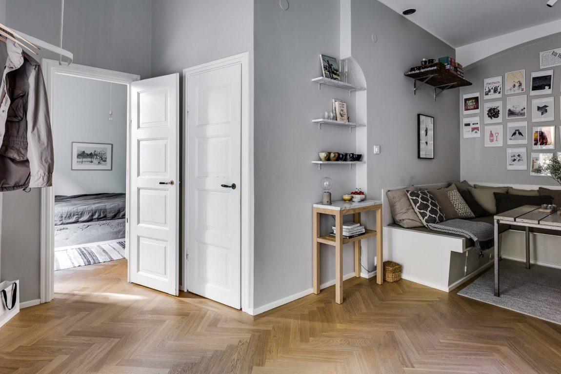 Eethoek In Woonkamer : Stoere keuken met gezellige eethoek woonkamer inrichting huis.com