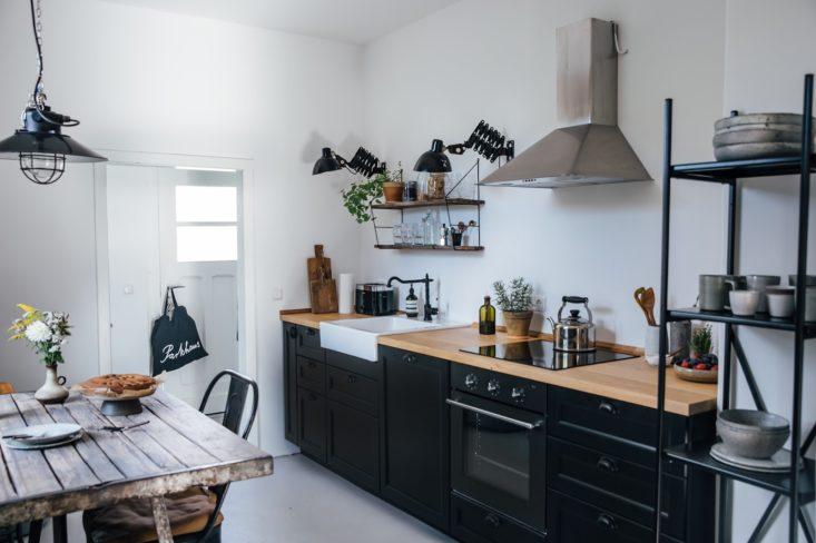 Stoere Keuken Grey : Stoere landelijke keuken van nora en laura inrichting huis