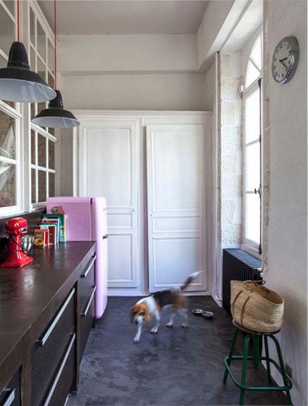 Stoere woning in een oud schoolgebouw inrichting - Maison de charme perche ...