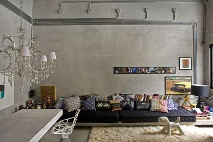Studio inrichting Guilherme Torres