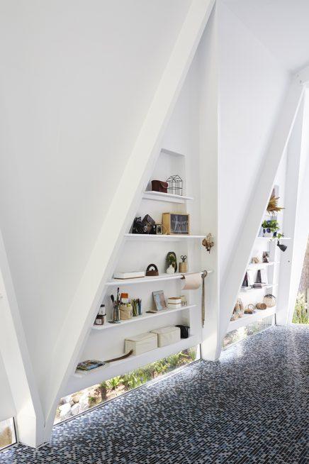 Het studio kantoor van interieurontwerpbureau Indigo Jungle