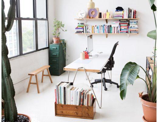 Studio kantoor van Lotta Nieminen