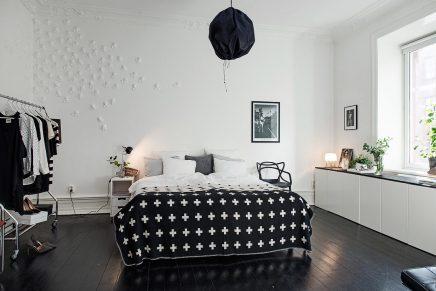 Styling in een Scandinavische slaapkamer  Inrichting-huis.com