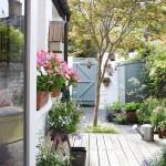 Super leuke tuin van Nic & Dave