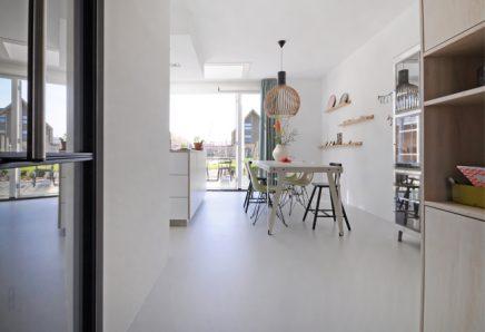 Super mooi nieuwbouw huis aan Park Zestienhoven Rotterdam