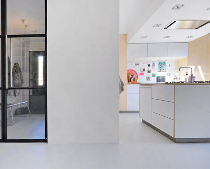 Super mooi nieuwbouw huis aan park zestienhoven rotterdam inrichting - Mooi huis ...