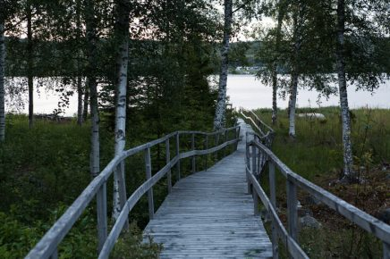 Super mooie hostel aan het Zweedse kustgebied