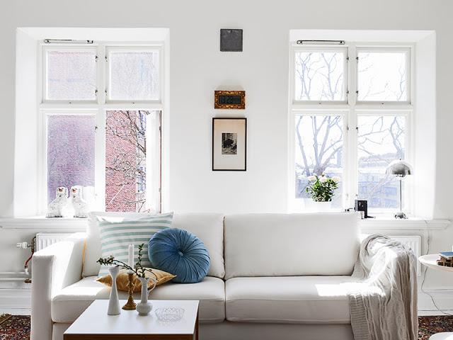 Zweeds Gemixt Appartement : Zweeds gemixt appartement inrichting huis
