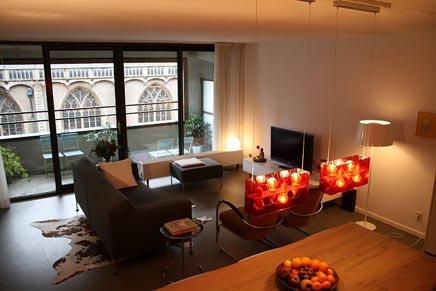 te koop luxe appartement centraal in rotterdam