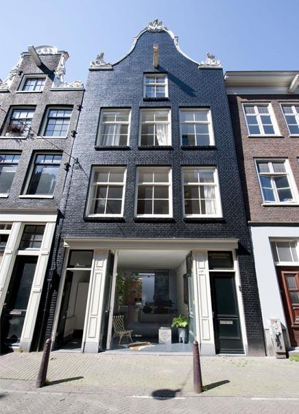 Te koop herenhuis loft bloemstraat amsterdam inrichting for Lovendegem huis te koop