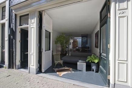 Te koop: Herenhuis loft Bloemstraat Amsterdam