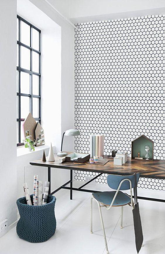 tegels-muur-kantoor