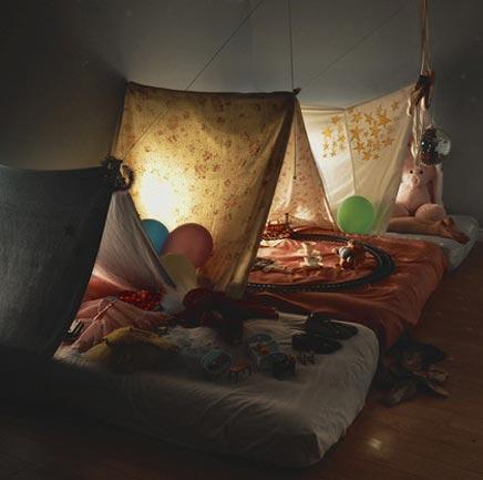 Tent voor kinderen