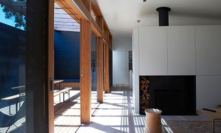 Terrastuin van interieur ontwerpster Shareen Joel