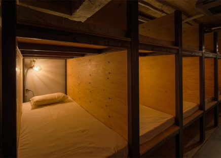 The Book and Bed hostel in Tokyo