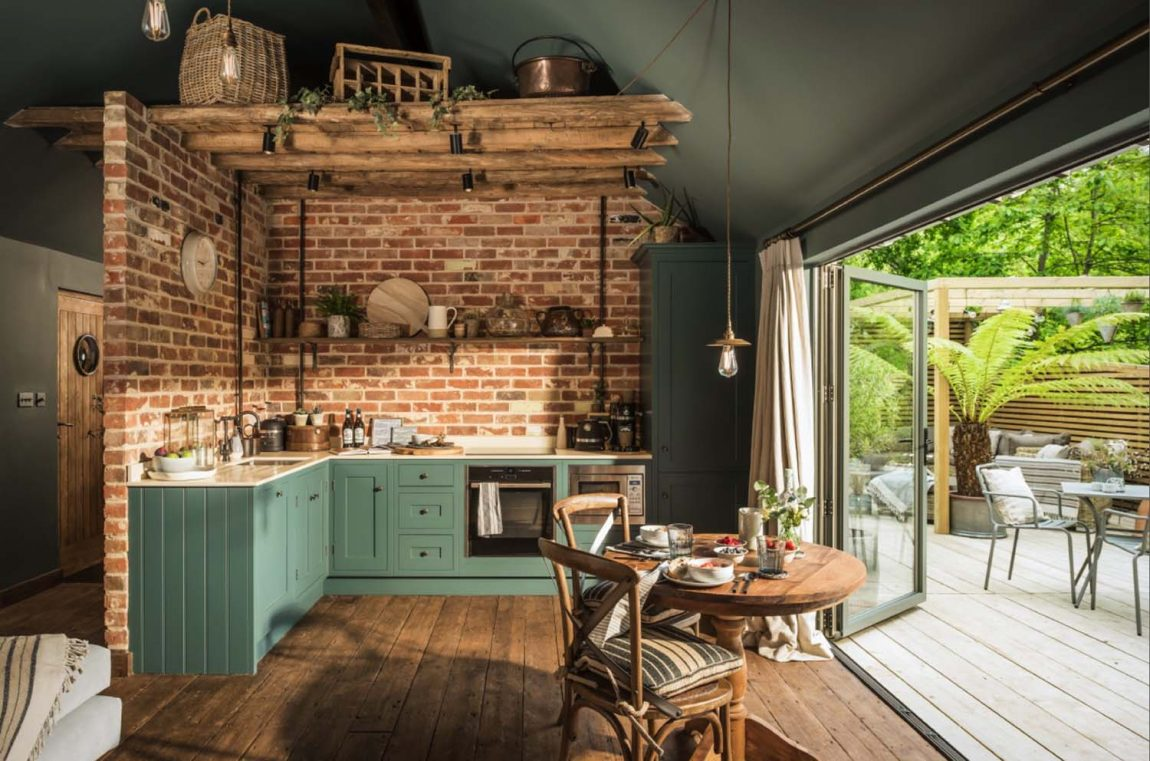 The Sanctuary - knus rustiek vakantiehuisje in het landelijke Hampshire