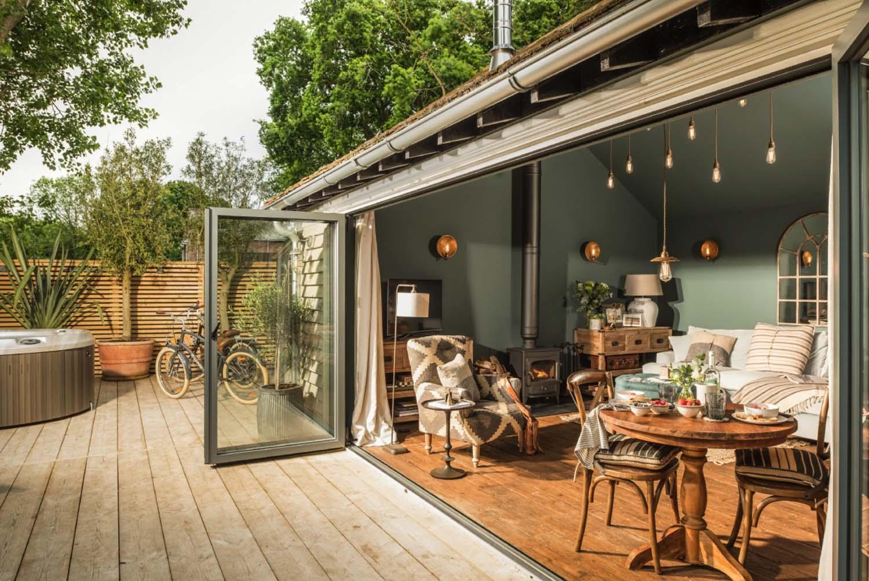 The Sanctuary – knus rustiek vakantiehuisje in het landelijke Hampshire