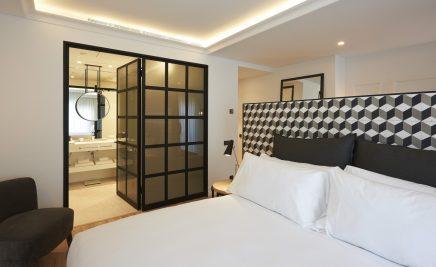 The Serras Hotel in Barcelona