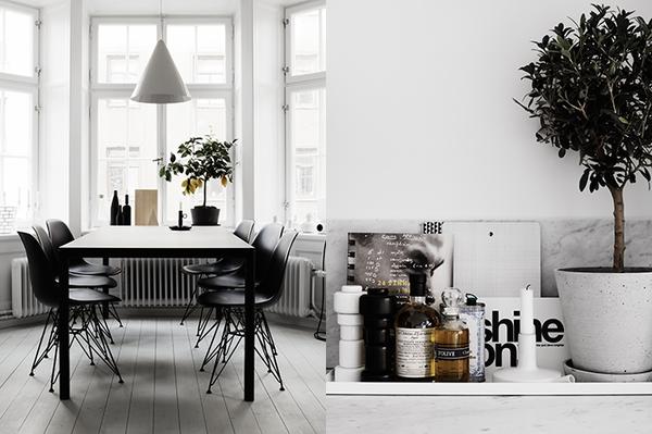 Keukens Scandinavisch Design : Therese Sennerholt home Inrichting-huis ...