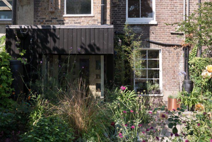 Thuiskantoor Uitbouw Tuin : Thuiskantoor in uitbouw in de tuin inrichting huis.com