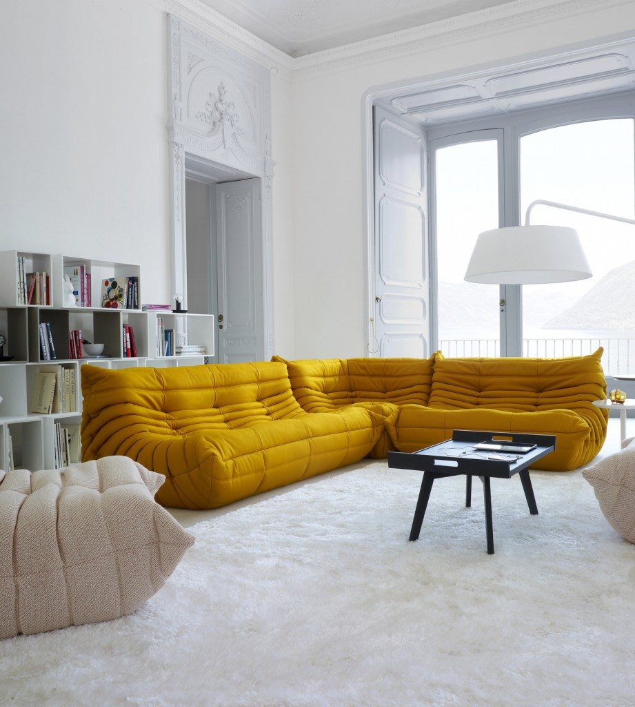Salon Togo Ligne Roset Of Togo Ligne Roset Bank Inrichting