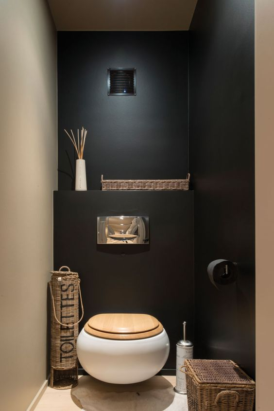 10x toilet inspiratie inrichting - Moderne decoratie ideeen ...