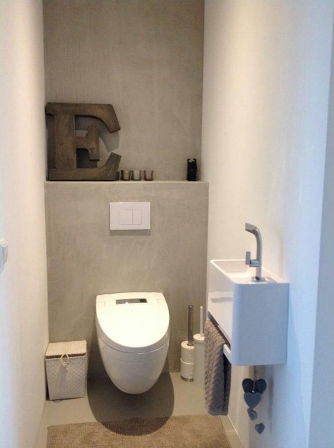 toilet inspiratie modern