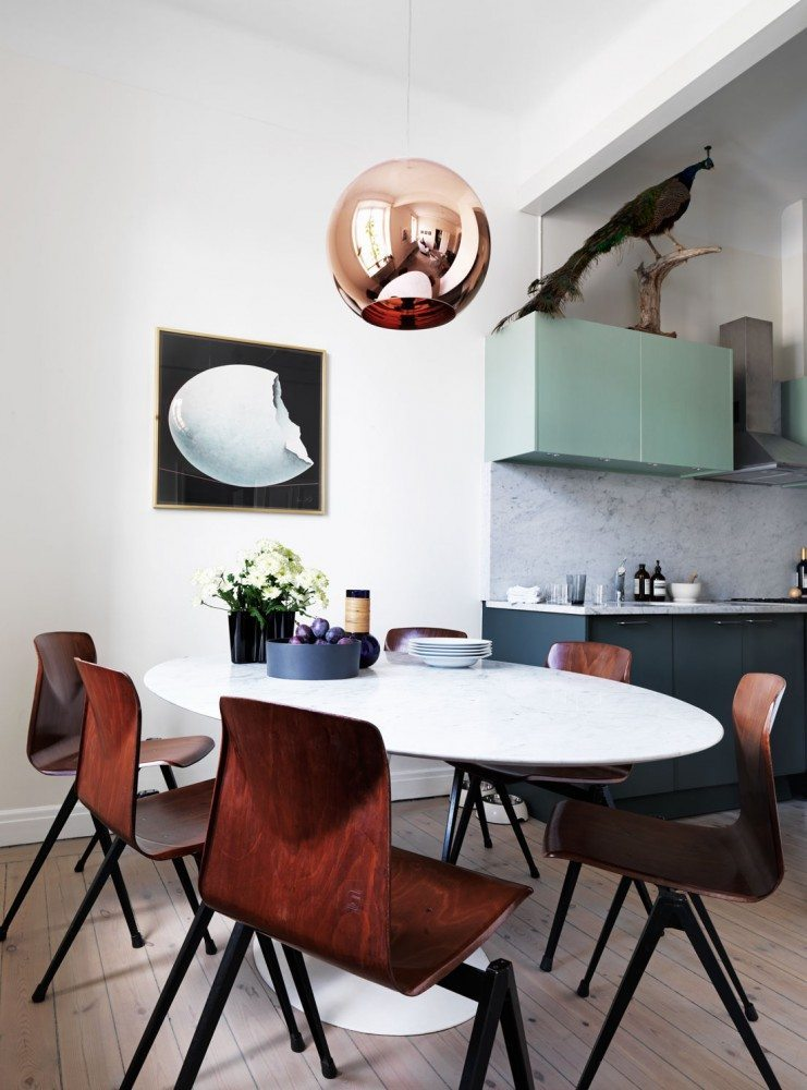 Tom Dixon Copper Round hanglamp