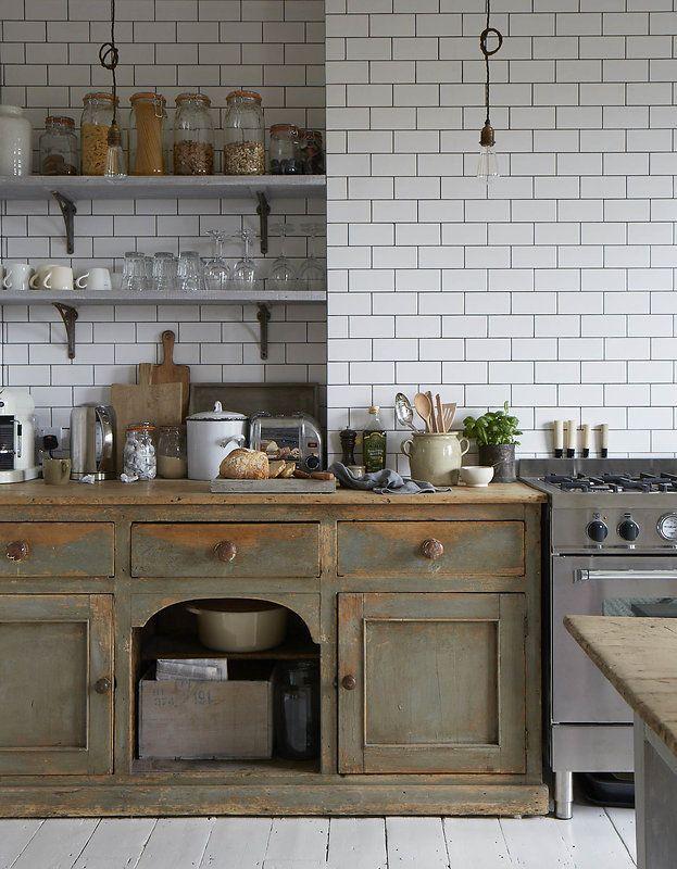 Toonbank in de keuken