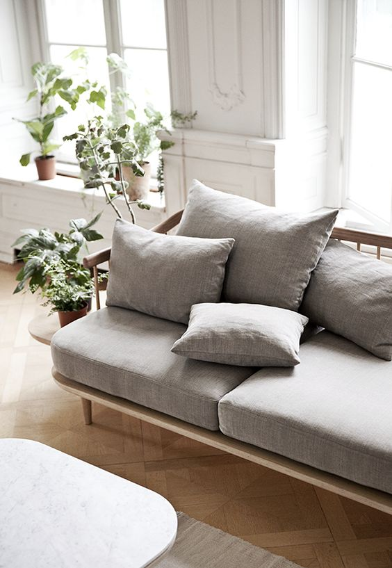 &Tradition Fly Sofa
