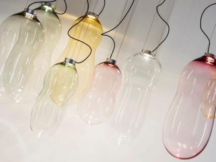 trend lampen gekleurd glas alex de witte bubble & baby