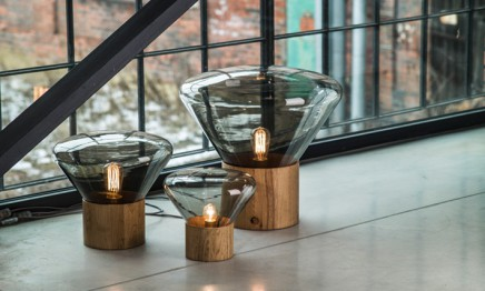 trend lampen met gekleurd glas 1