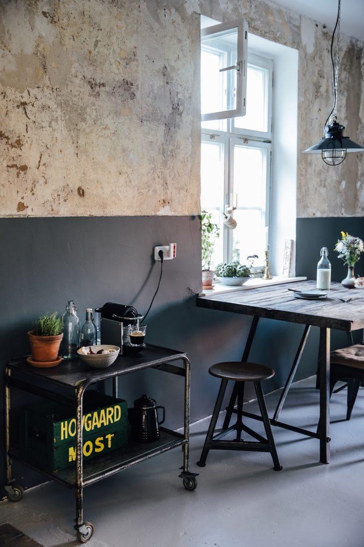 trolley-landelijke-keuken