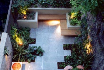 Tuin als verlengstuk van je huis inrichting for Inrichting huis ontwerpen