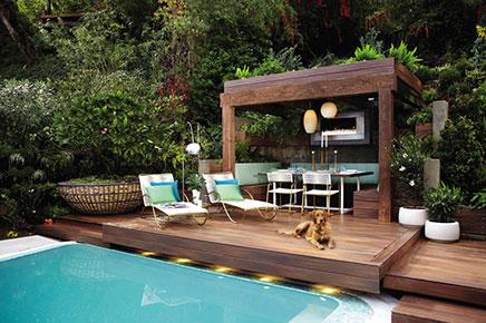 tuin idee n van jamie durie inrichting. Black Bedroom Furniture Sets. Home Design Ideas