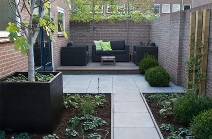 Terras inrichting ideeen dakterras zorgt voor extra woonlaag inrichting huis - Tuin ideeen ...