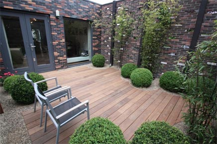 Tuin inspiratie inrichting huis