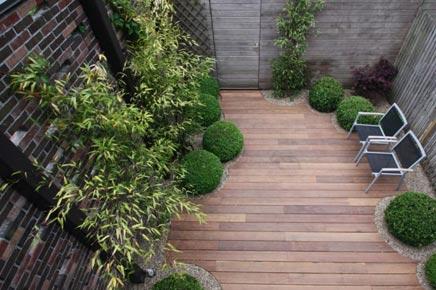 Tuin inspiratie door tijdschrift inrichting - Tuin ontwerp tijdschrift ...