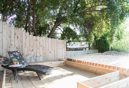 Garten, Garten Renovierung, Garten wachsen, Garten Makeover, einen Essbereich im Garten, Pergola, Pergola im Garten, Garten-Lounge