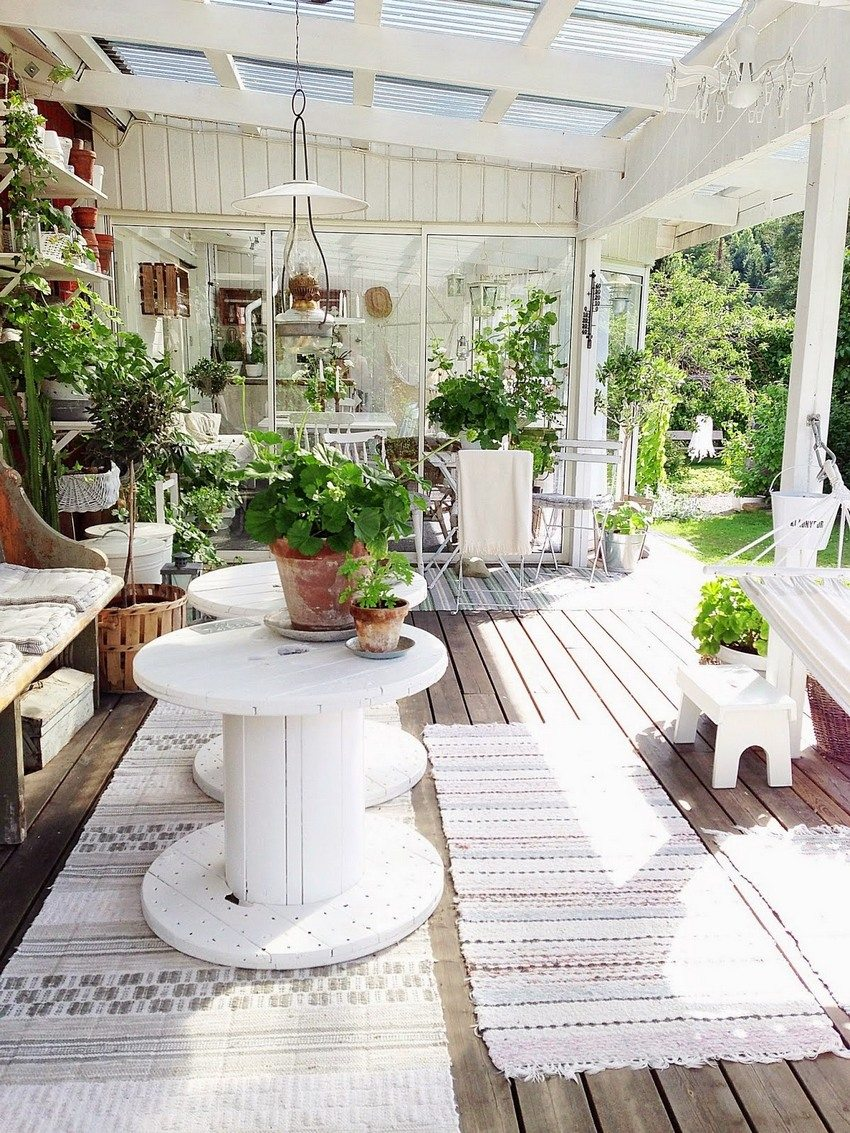 New Tips voor het inrichten van een veranda | Inrichting-huis.com @LZ69