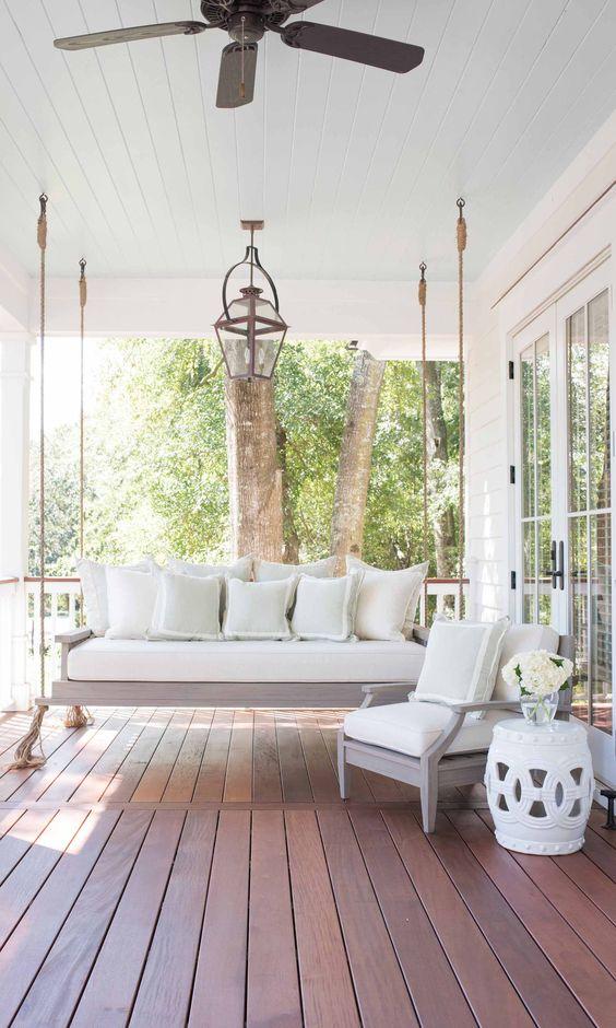 Vaak Tips voor het inrichten van een veranda | Inrichting-huis.com @YU06